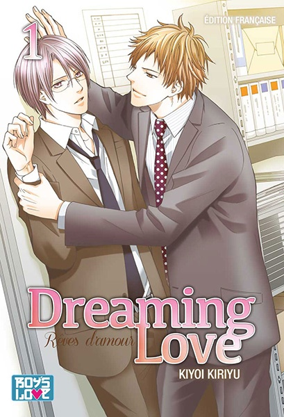 Dreaming love tome 1