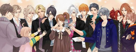 Ema et les 11 frères Asahina (Brothers Conflict)