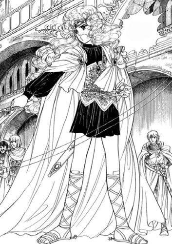 épée de paros princesse
