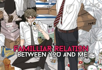 manga Familiar relation between you and me