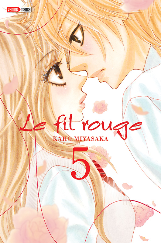Le fil rouge tome 5