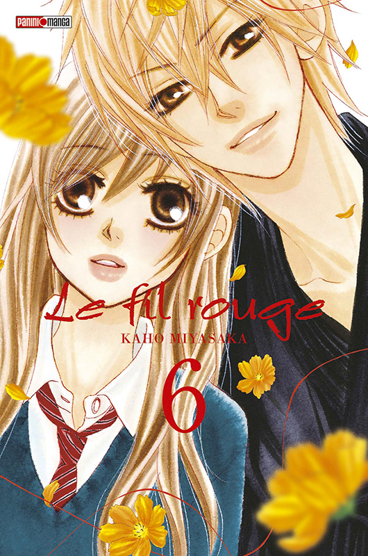 Le fil rouge tome 6