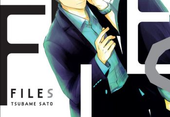 Couverture du yaoi Files