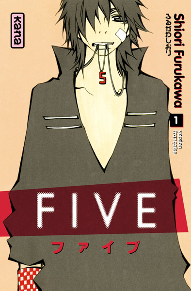 Manga Five Tome 1