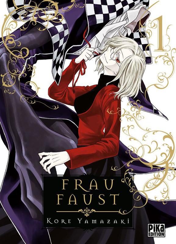 manga Frau Faust