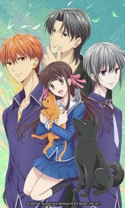 Fruits basket version 2019