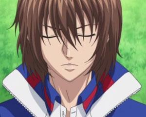 Fuji Shunsuke de Prince of Tennis