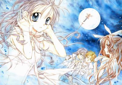 Manga fullmoon wo sagashite