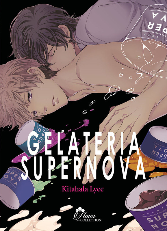 Gelateria Supernova manga