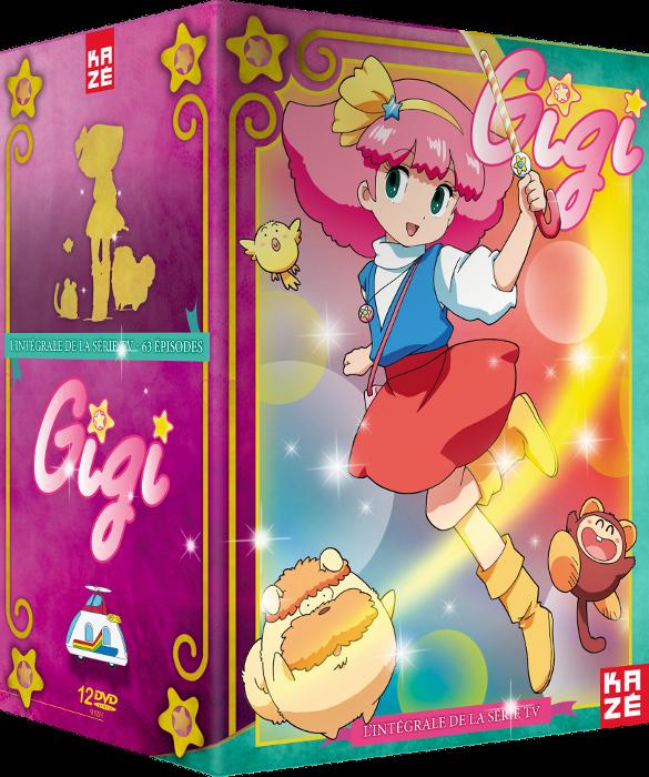 Gigi Coffret DVD