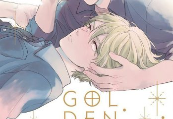 Couverture du yaoi Golden sparkle