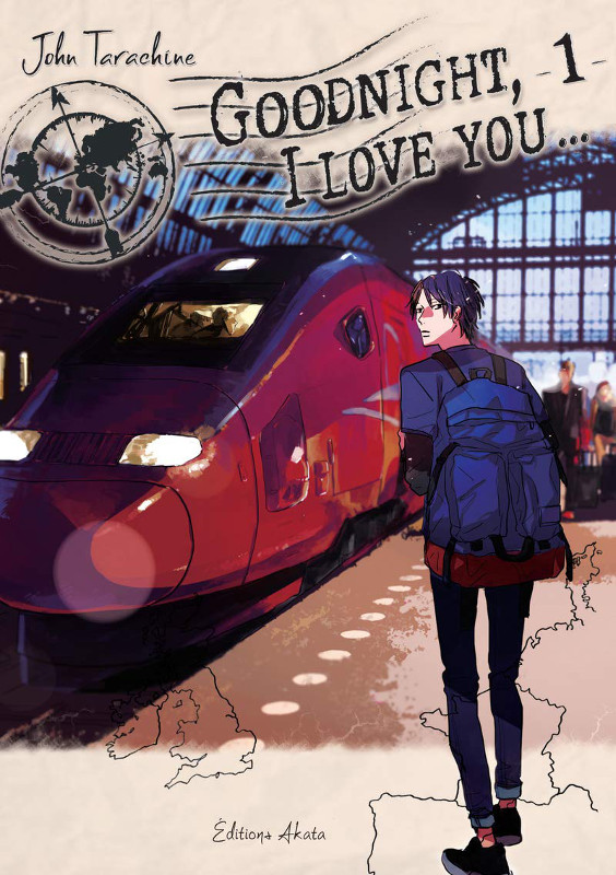 Goodnight, I love you... tome 1
