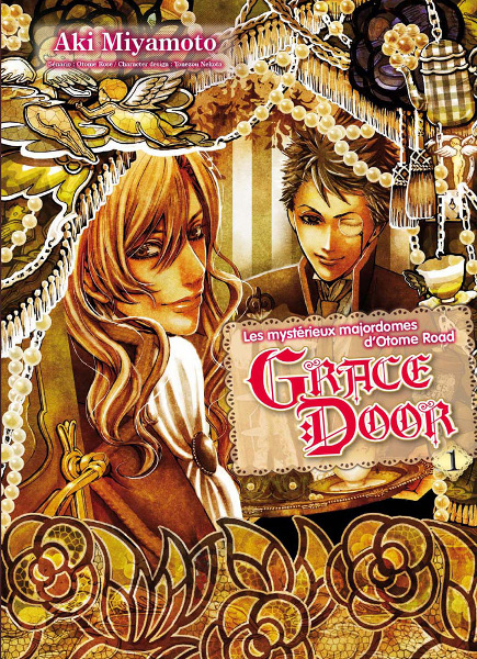 Grace Door Tome 1