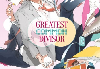 manga Greatest Common Divisor