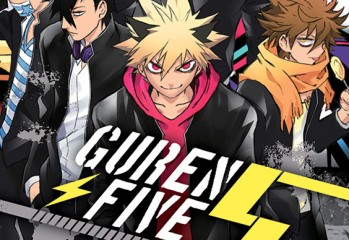 Guren Five tome 1