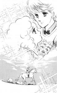 Gwendoline, dans les bras d'Arthur