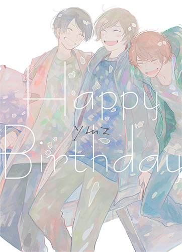 Happy Birthday manga