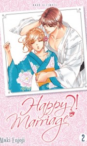 Happy Marriage !? Ultimate tome 2