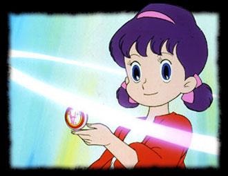 Akko-chan, la première magical girl