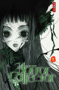 Manhwa horror collector