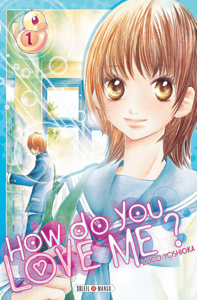 manga How do you love me ?