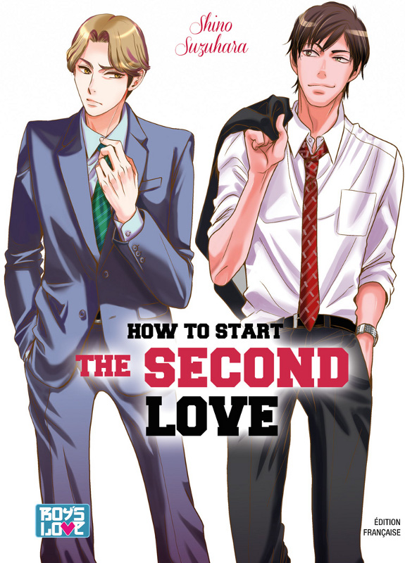 manga How to start the second love