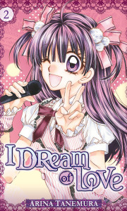 I dream of love tome 2