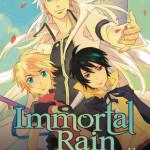 Manga immortal rain tome 11