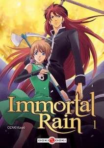 Immortal Rain Tome 1