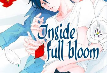 Couverture du yaoi Inside full bloom