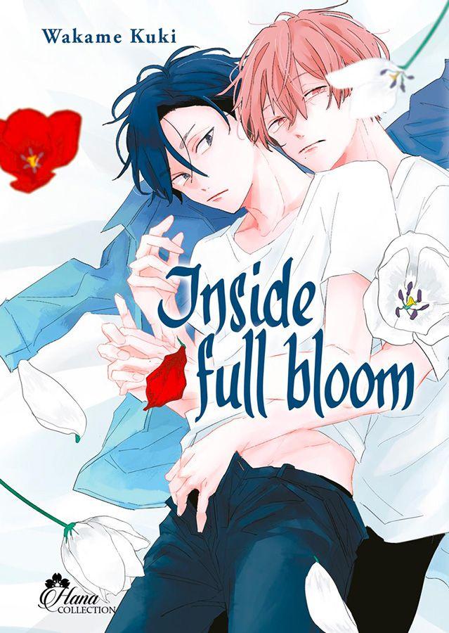 Couverture du yaoi Inside full bloom