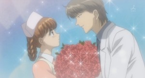 Couple de l'anime Itazura na kiss