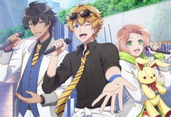 Affiche de l'anime I-CHU : Halfway Through The Idol