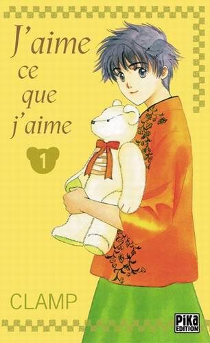 manga shojo j'aime ce que j'aime