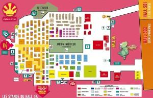 Plan Japan Expo 11