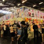 Stand de goodies Japan Expo