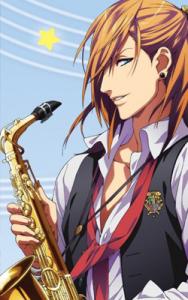ren jinguji saxophone