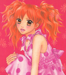Kameyama Fûko du manga Parfait tic !