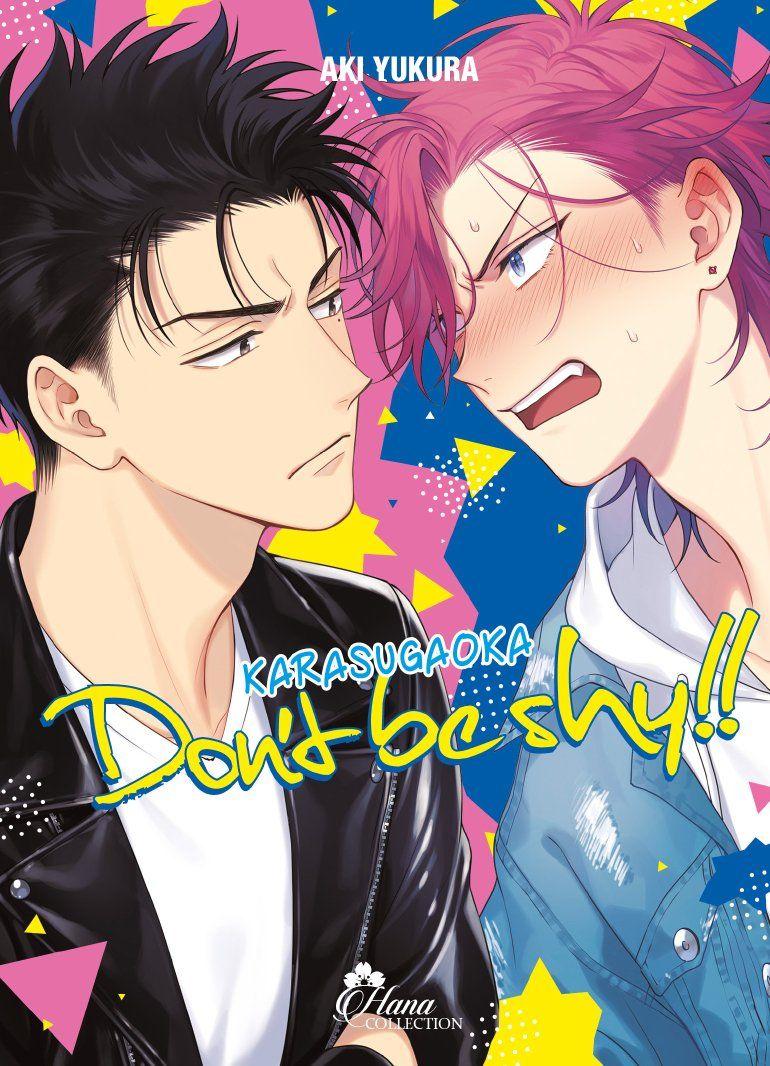 Karasugaoka don't be shy tome 1