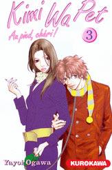 Kimi wa pet tome 3