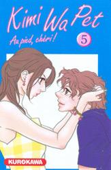 Kimi wa pet tome 5