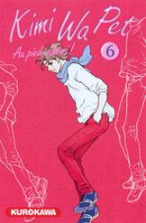 Kimi wa pet tome 6