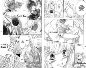 Nino et Kira scan
