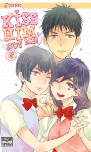 Kiss him, not me ! tome 6