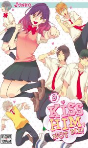Kiss him, not me ! tome 9