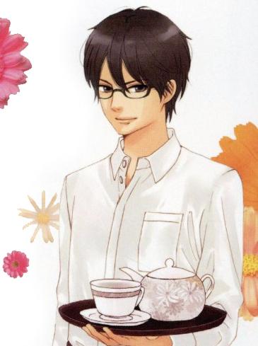 Ayumu Kurosawa du manga Please love me
