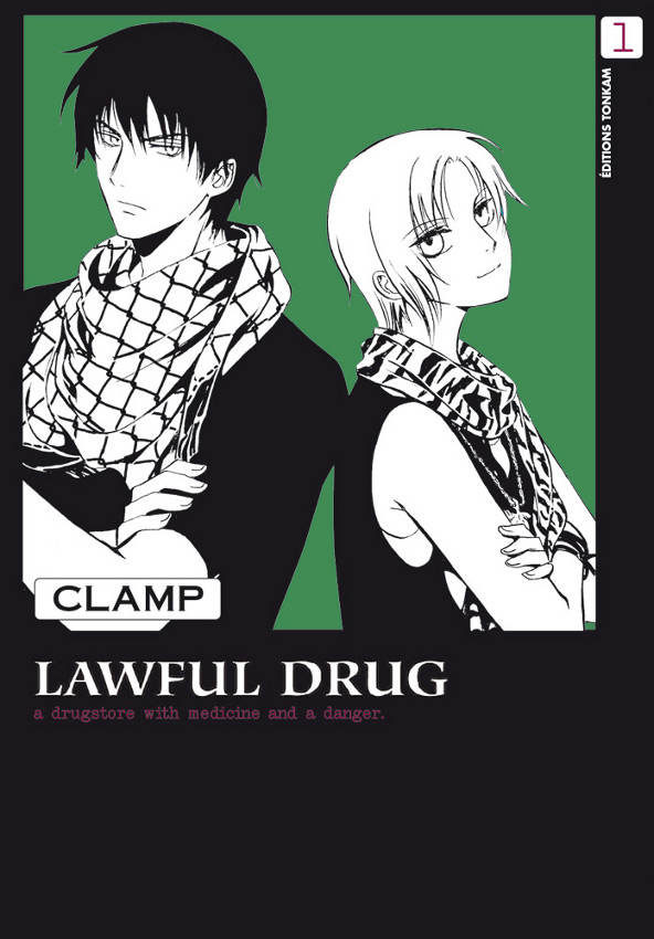 manga Lawful drug