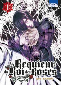 manga Le Requiem du roi des roses
