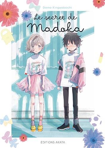 Couverture du one-shot Le secret de Madoka