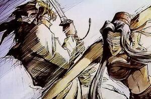 Legend of Basara Sarasa Chacha